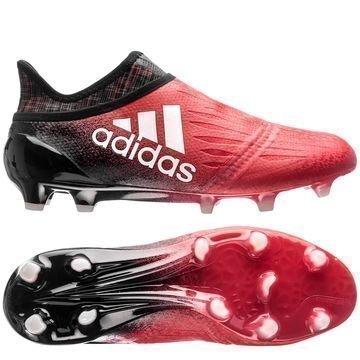 Adidas X 16+ PureChaos FG/AG Red Limit Punainen/Valkoinen/Musta