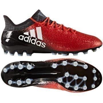 Adidas X 16.1 AG Red Limit Punainen/Valkoinen/Musta