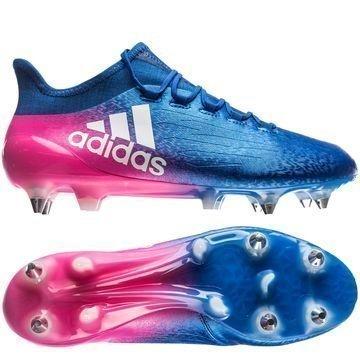 Adidas X 16.1 SG Blue Blast Sininen/Valkoinen/Pinkki
