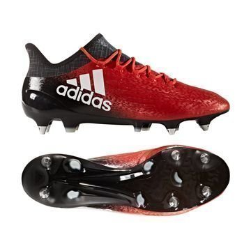 Adidas X 16.1 SG Red Limit Punainen/Valkoinen/Musta