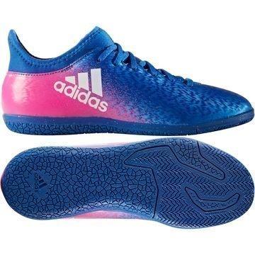 Adidas X 16.3 IN Blue Blast Sininen/Valkoinen/Pinkki Lapset