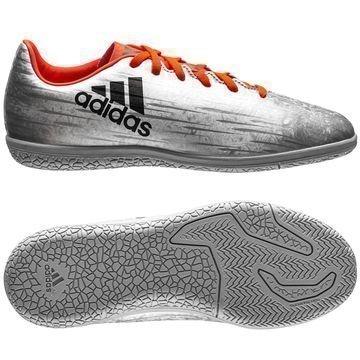 Adidas X 16.3 IN Mercury Hopea/Musta/Punainen Lapset
