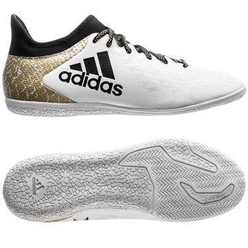 Adidas X 16.3 IN Stellar Pack Valkoinen/Musta/Kulta