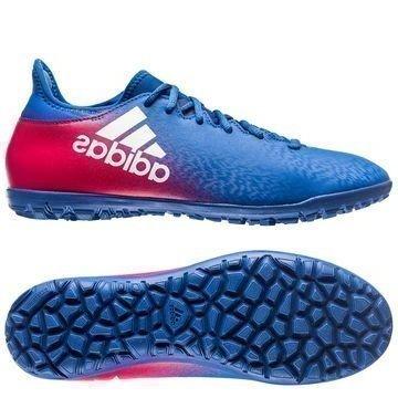 Adidas X 16.3 TF Blue Blast Sininen/Valkoinen/Pinkki