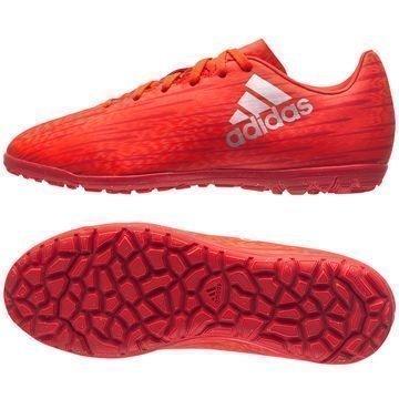 Adidas X 16.3 TF Punainen/Hopea Lapset