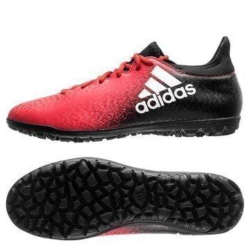 Adidas X 16.3 TF Red Limit Punainen/Valkoinen/Musta