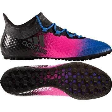 Adidas X Tango 16.1 TF Blue Blast Pinkki/Musta/Sininen