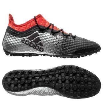 Adidas X Tango 16.1 TF Red Limit Musta/Punainen