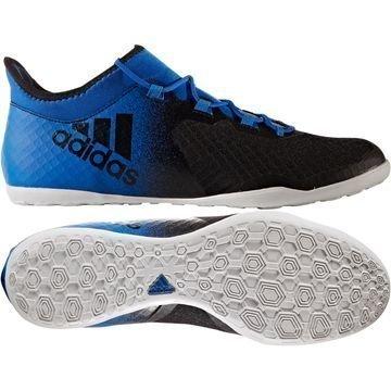 Adidas X Tango 16.2 IN Blue Blast Sininen/Valkoinen/Musta