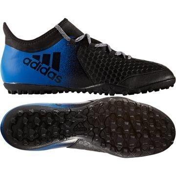 Adidas X Tango 16.2 TF Blue Blast Musta/Sininen/Valkoinen