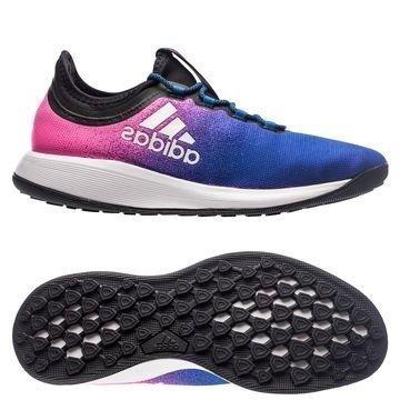 Adidas X Tango 16.2 Trainer Street Blue Blast Pinkki/Valkoinen/Sininen