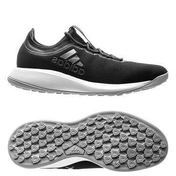 Adidas X Tango 16.2 Trainer Street Chequered Black Musta/Hopea/Harmaa