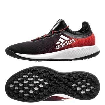Adidas X Tango 16.2 Trainer Street Red Limit Punainen/Valkoinen/Musta