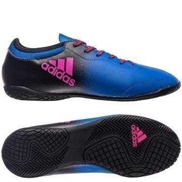 Adidas X Tango 16.3 IN Blue Blast Sininen/Pinkki/Musta Lapset