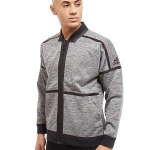 Adidas Z.N.E. Track Jacket Harmaa