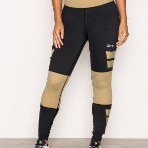 Aim'n Night Squad Tights Treenitrikoot Musta / Beige