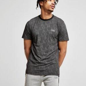 Align Axis T-Shirt Harmaa
