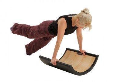 Align-Pilates Stacking Arc Barrel kaari