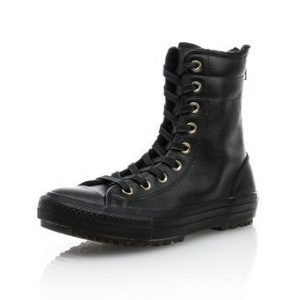 All Star Hi-Rise Leather Winter-X