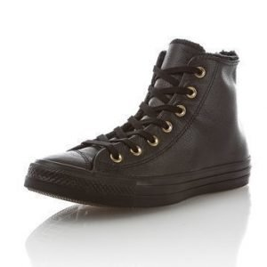 All Star Shearling Leather