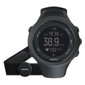 Ambit3 Sport Black HR