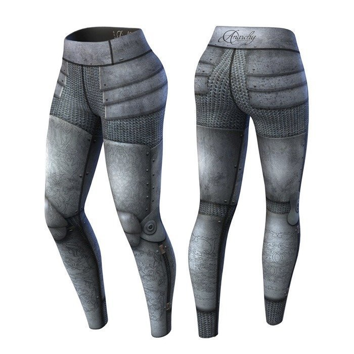 Anarchy Armor Legging gray/black S