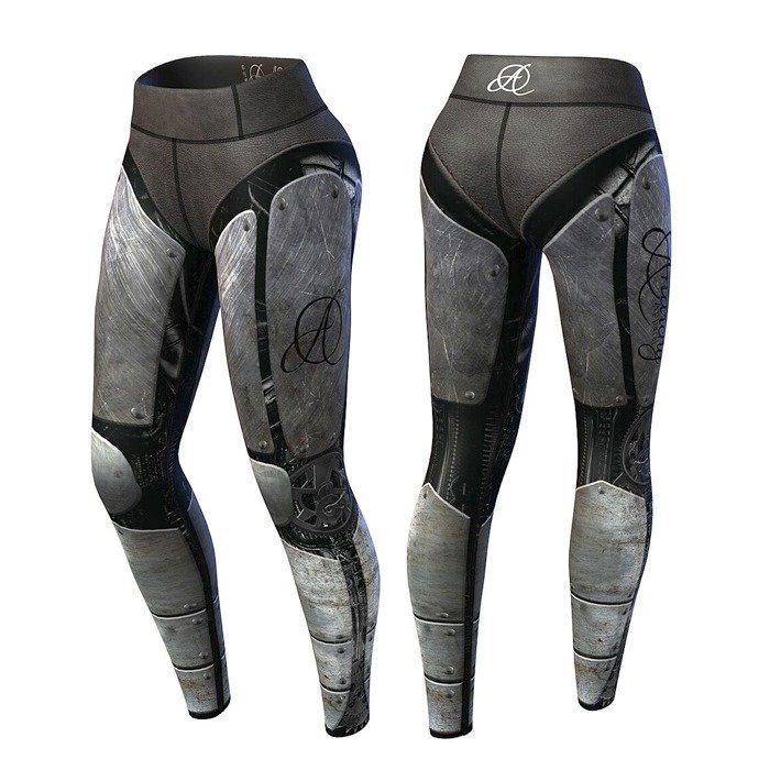 Anarchy Cybersteam Legging black/gray L