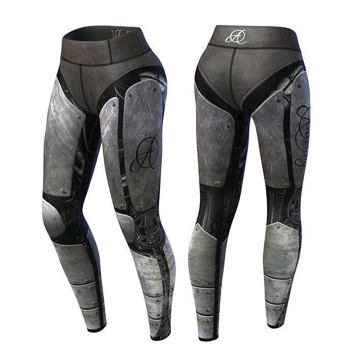 Anarchy Cybersteam Legging black/gray XL