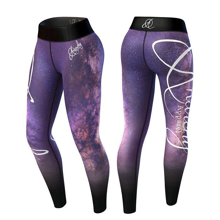 Anarchy Milky Way Legging purple/pink L