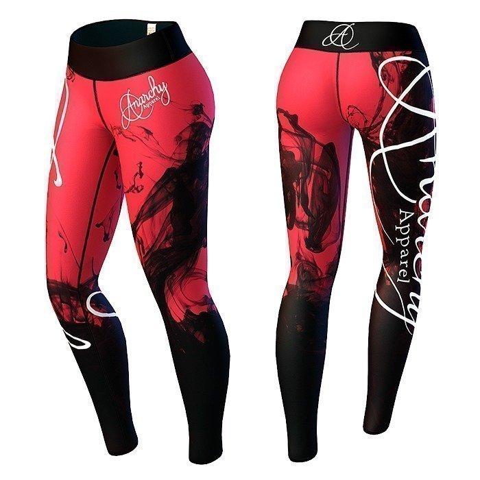 Anarchy Temptress Legging red/black XL