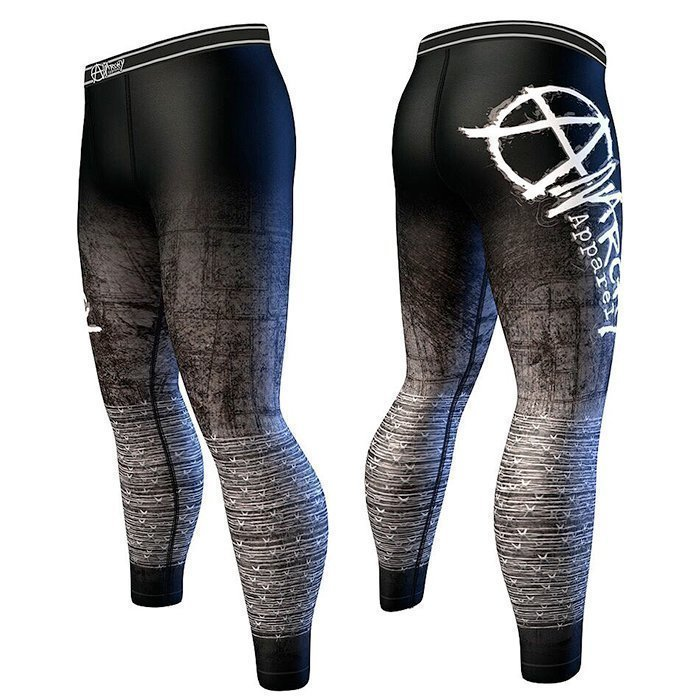 Anarchy Trench For Men Compression Black/Gray