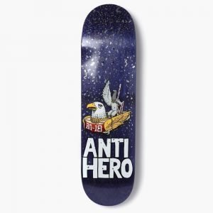 Anti Hero De Luxe Wood BA First 8