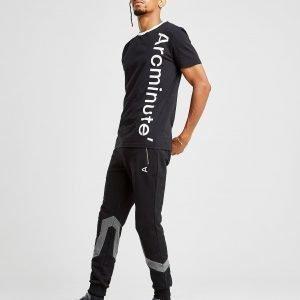 Arcminute Leg Panel Verryttelyhousut Musta