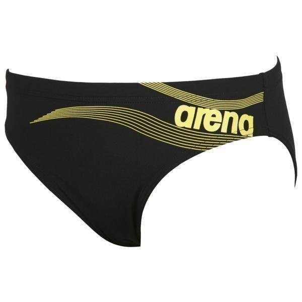 Arena B Airflow Jr Brief mus/gr14-15 Black