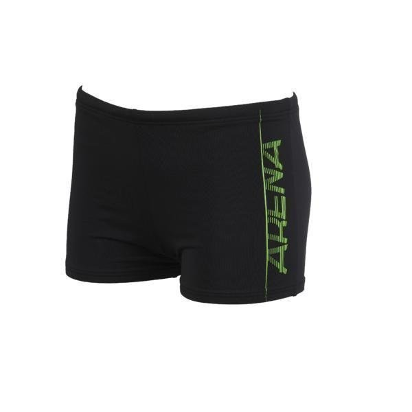 Arena B Imprint Jr Boxer Mu/Vih 8-9 black/green