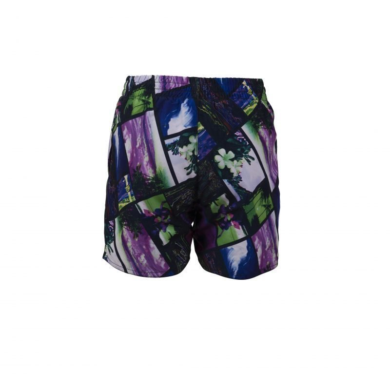 Arena B Tropic Jr Shortsi Musta 8-9 black