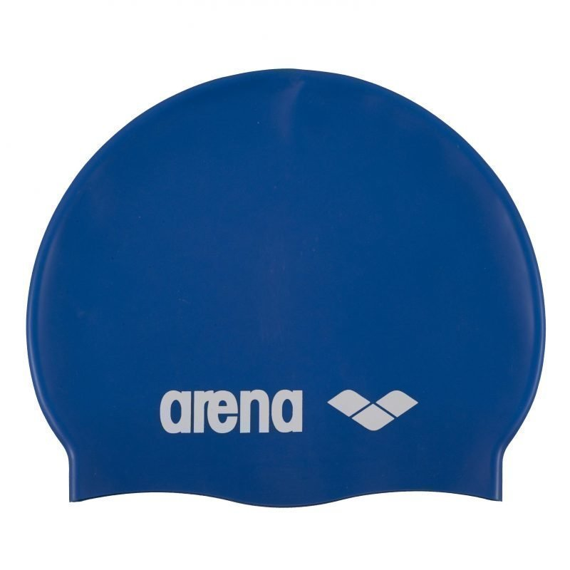 Arena Classic silicone JR lakki sini sky blue/white