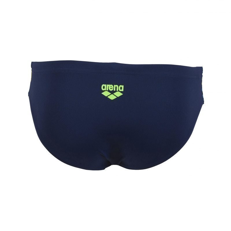 Arena Cookie Jr uimahousu si/Vi 8Y navy/multi