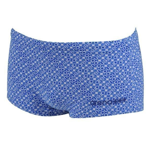 Arena Diamonds Boxer sininen 100 RETRO printti