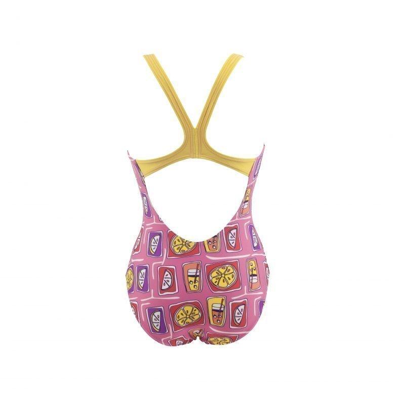 Arena Fruit Uimapuku pink/keltaine36 Pink/primula