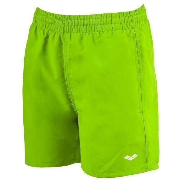 Arena Fundamentals Jr ShortsGreen 8Y energy green