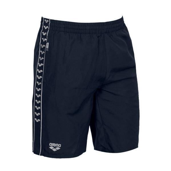 Arena Gauge pool bermuda navy 10Y Sr+Jr navy/metallic grey