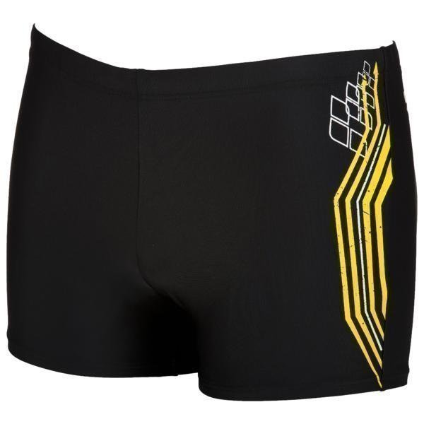 Arena M Heartbeat Short Mus/Valk 105 Black