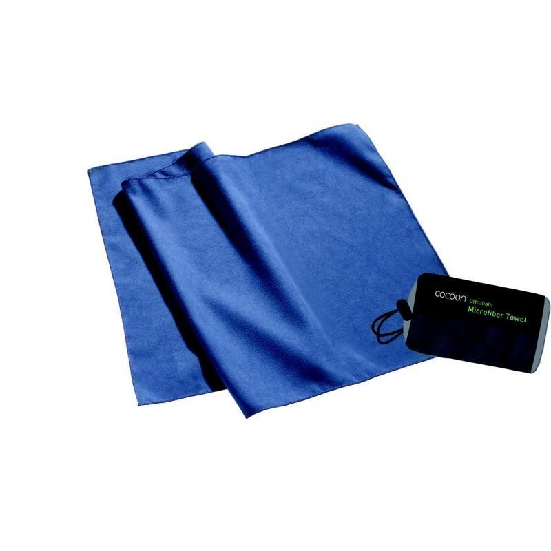 Arena Microfiber Towel blue M Ultralight pyyhe 90cm x 50cm
