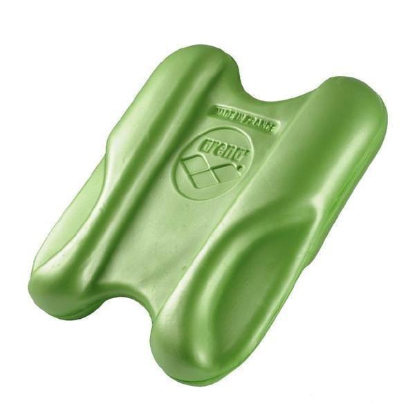 Arena Pull Kick pullari-lauta vihreä voimaharjotteluun
