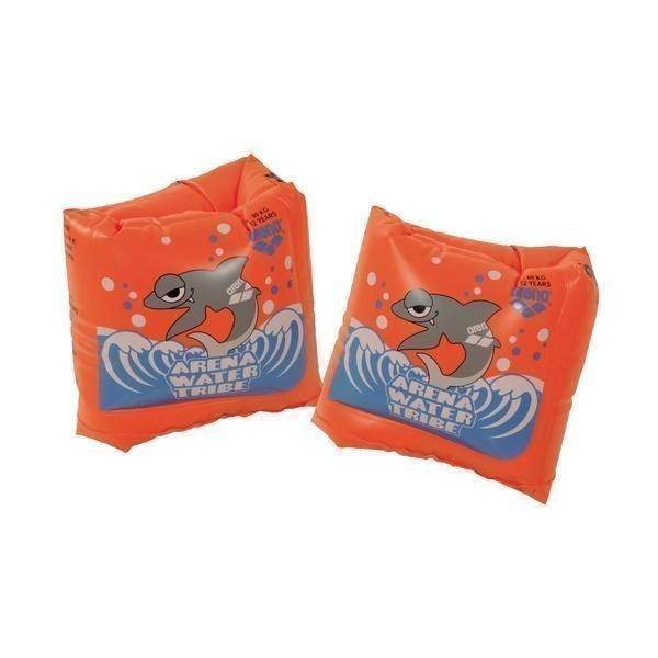 Arena Roll-Up armband käsikelluke nectarine/oranssi