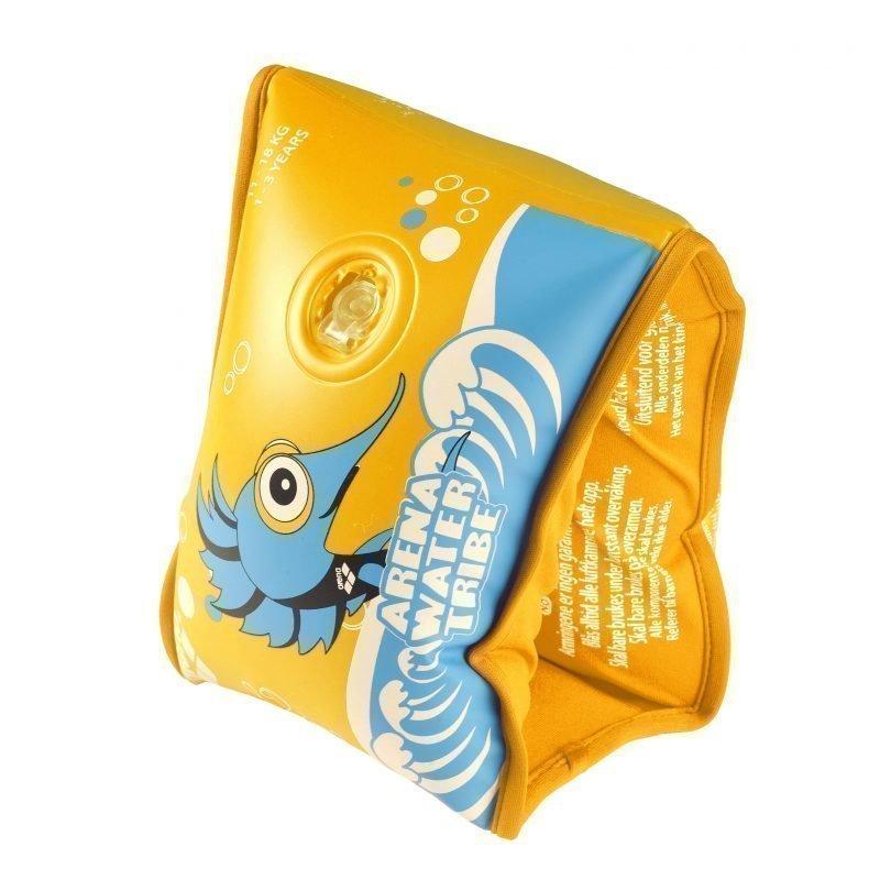 Arena Soft armband käsikelluke kel.3 Yellow / Punk blue