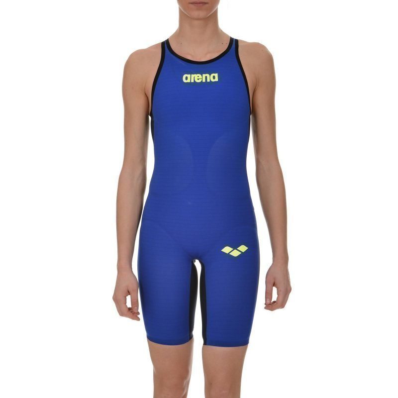 Arena W Carbon Air Short leg blue 32 FBSLO