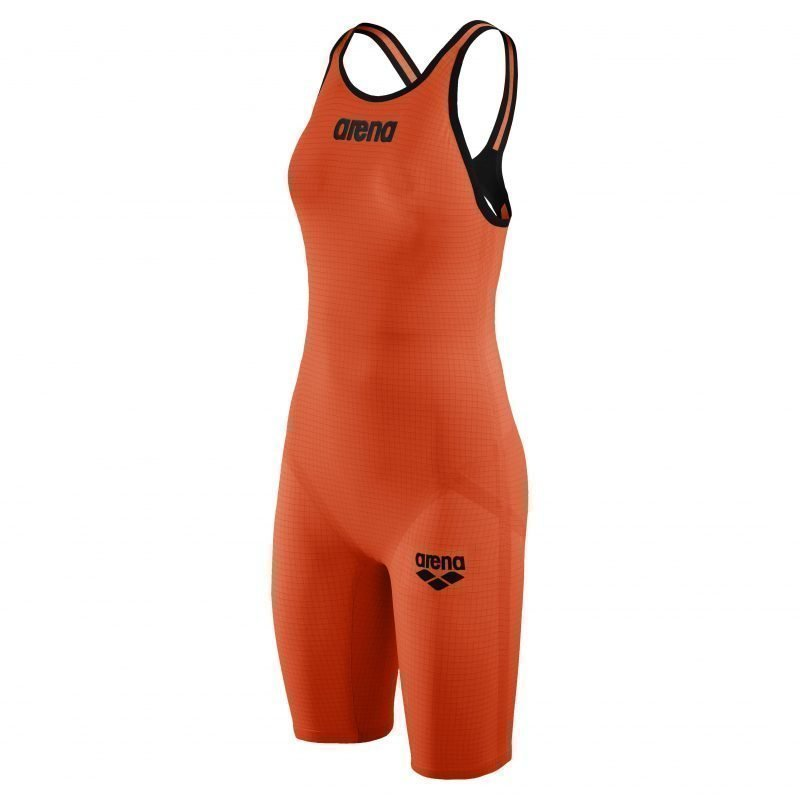 Arena Wms CARBON PRO open orange 38 FBSL0