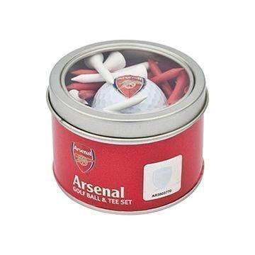 Arsenal Ball & Tee Set